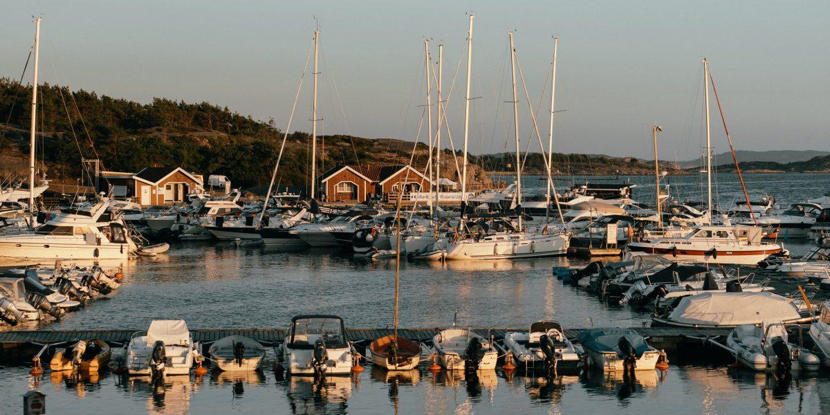Gästhamn på TanumStrand