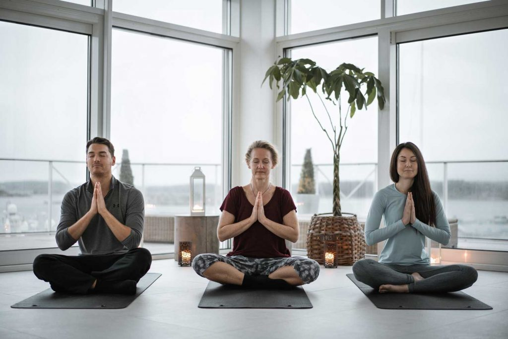 Yoga retreat vid havet på Västkusten