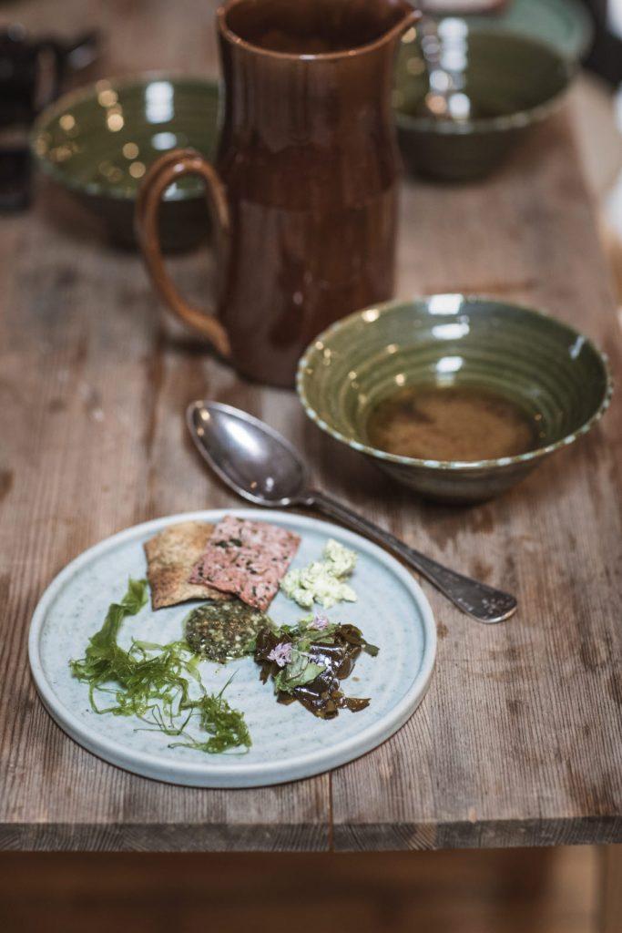 Restauranger erbjuder hållbara måltider med tång från Catxalot på menyn