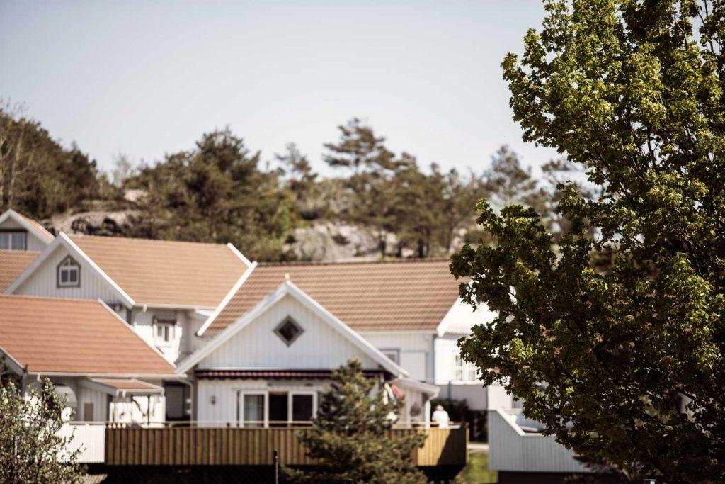 Hyra stuga nära Grebbestad och Fjällbacka i Västsverige