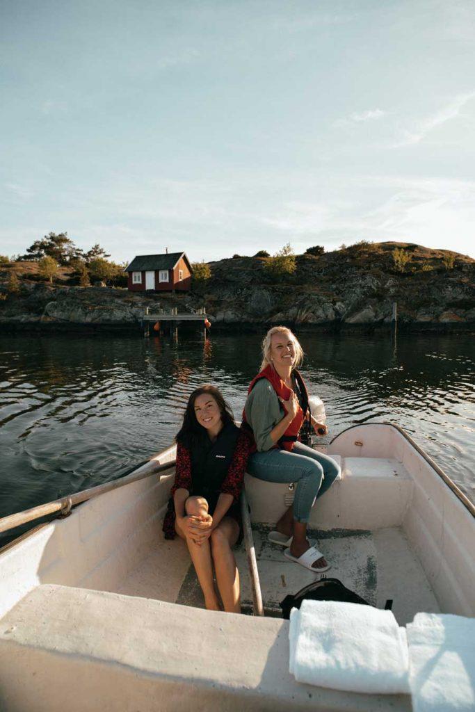 Hyr motorbåt i Grebbestad